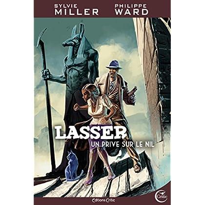 Un privé sur le Nil: Lasser, détective des dieux (Fantasy)