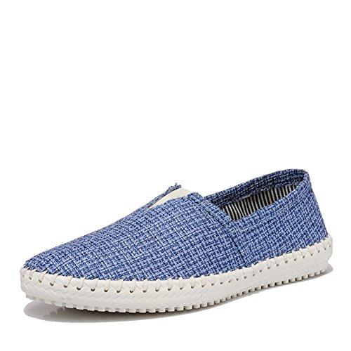 40 EU Otoño invierno zapatos de frijol/ Añadir zapatos de Cachemira los hombres/Versión coreana de la tendencia de los zapatos ocasionales-A Longitud del pie=25.3CM(10Inch) Otoño invierno zapatos de frijol/ Añadir zapatos de Cachemira los hombres/Versión coreana de la tendencia de los zapatos ocasionales-A Longitud del pie=25.3CM(10Inch)  37 EU  Mocasines para Mujer 44B0JK6pMs