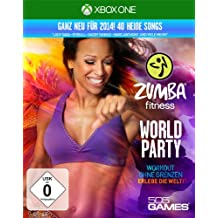 Zumba Fitness World Party [import allemand]