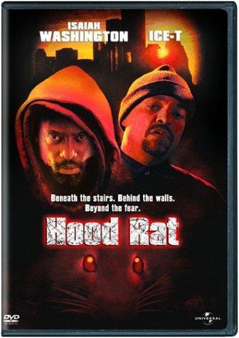 Hood Rat by Isaiah Washington (Rats Dvd Hood)