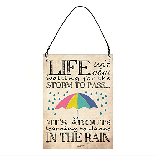 life-isnt-about-waiting-for-the-storm-to-pass-inspirationa-quote-wall-metal-small-plaque-sign-retro-