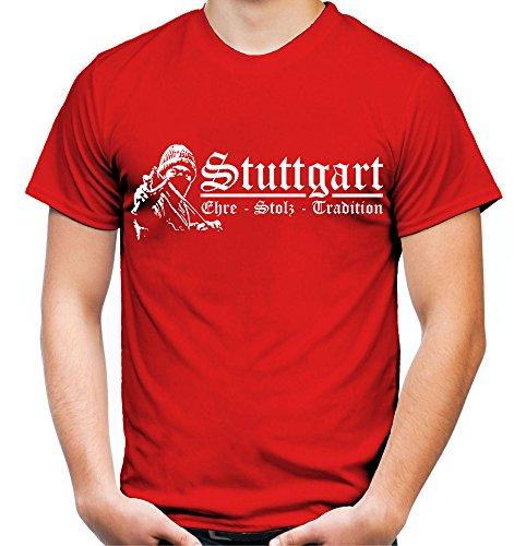 uglyshirt89 Stuttgart Ehre & Stolz Männer und Herren T-Shirt | Fussball  Ultras ...
