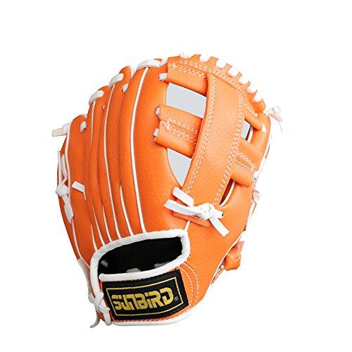 sunbird Baseball Handschuhe Softball Handschuhe Verdicken Infield Krug Linke Hand 9