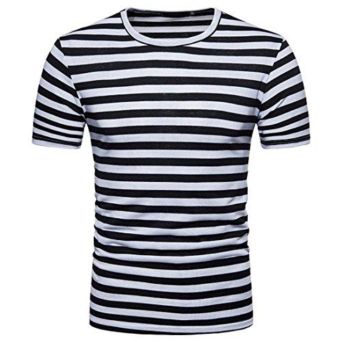 37209c0082f FAMILIZO Camisetas Manga Corta Hombre Moda Camisetas Hombre Algodón  Camisetas.