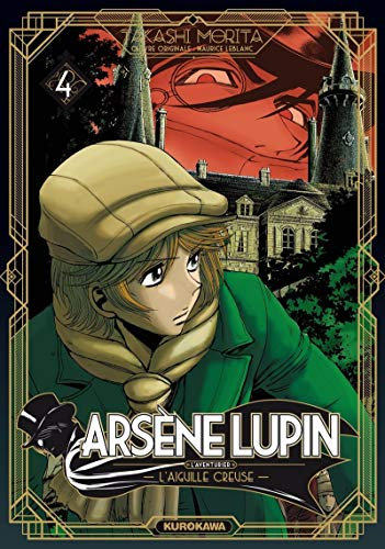 Arsène Lupin - tome 04 (4)