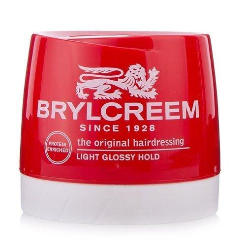 Brylcreem Original Hair Dressing Tub Standard Hair Cream 150ml Pack of 3 by Brylcreem