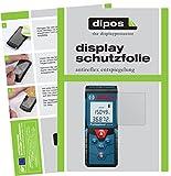 Bosch Professional GLM 40 Schutzfolie - 3x dipos Displayschutzfolie Folie matt