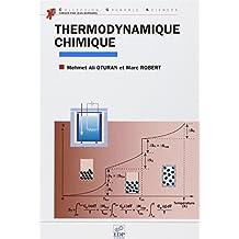 Thermodynamique chimique