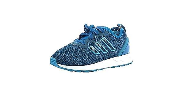 reputable site adfd0 a8922 Adidas - Adidas Zx Flux Adv El I Scarpe Sportive Bambino Blu - Blu, 19  Amazon.it Scarpe e borse