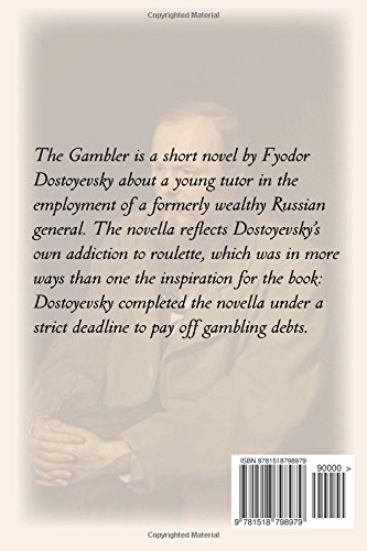 The Gambler (annotated)