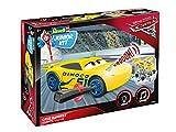 Revell Cruz Ramirez Junior Kit - Disney Cars 3 - Cooler Bausatz für Kinder ab 4 Jahren Zum Schrauben, Basteln und Spielen, Robust, mit Light & Sound Effekten - 00862