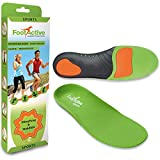 FootActive SPORT - Einlegesohlen für Sport, Freizeit und Beruf - 46-48 (XL)