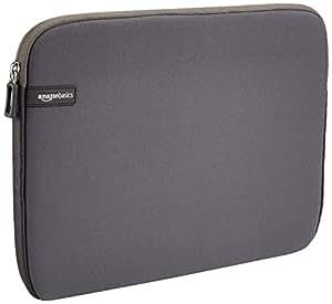 AmazonBasics - Custodia per laptop, 13,3 pollici, Grigio