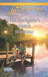 The Firefighter's Match (Gordon Falls) by Allie Pleiter (2013-10-22)