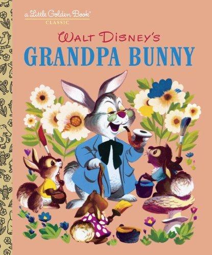 Grandpa Bunny (Little Golden Books (Random House)) by Jane Werner (23-Jan-2007) Hardcover