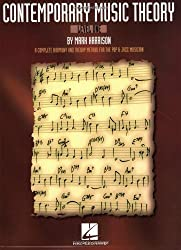 Contemporary Music Theory - Level One: A Complete Harmony and Theory Method for the Pop and Jazz Musician by Mark Harrison (1999-01-01)