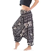 Luxus Haremshose Damen   Fashion Pumphose   Yoga   Sexy Ballonhose   Bunt  Sommerhose   hippie 29b0819732