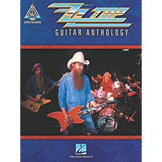 Zz Top Guitar Anthology Tab (Guitar Recorded Versions)