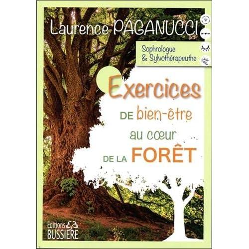 Exercices de bien-être au coeur de la forêt