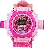 #6: Sunny Rajwal Barbie 24 Images Projector Kids Watch
