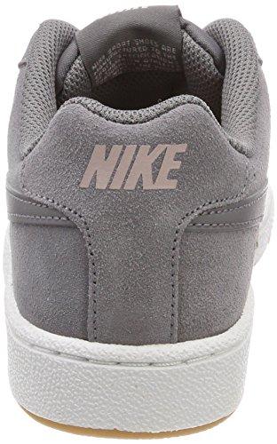 Nike Damen Wmns Court Royale Suede Gymnastikschuhe Grau (gunsmokegunsmokegum Light Br 003)