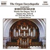 Rheinberger: Orgelwerke Vol. 4 (die Orgel der Kathedrale Fulda)