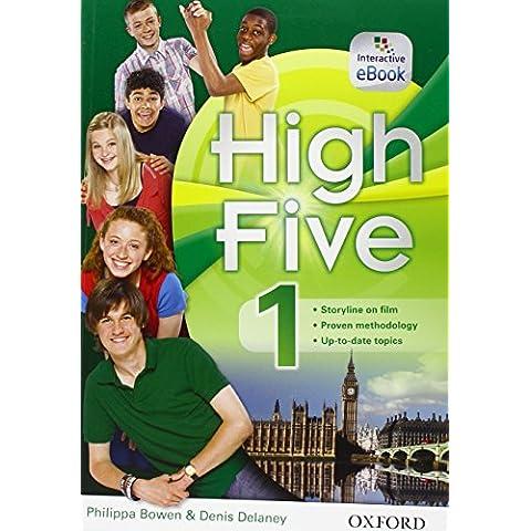 High five. Student's book-Workbook-Exam trainer. Con e-book. Con espansione online. Con CD Audio. Per la Scuola media: 1