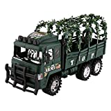 IndiPlay Army Truck DCM toy for kids