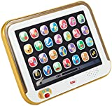 #8: Fisher Price Laugh and Learn Smart Stages Tablet, Multi Color