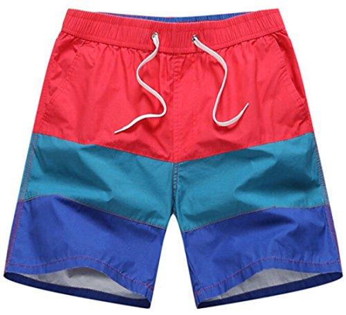 Men's Workout Casual Beach Shorts RL15