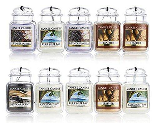 Newsbenessere.com 51x-vCjf%2B2L 10 x deodoranti assortiti per macchina ufficiali del marchio Yankee Candle
