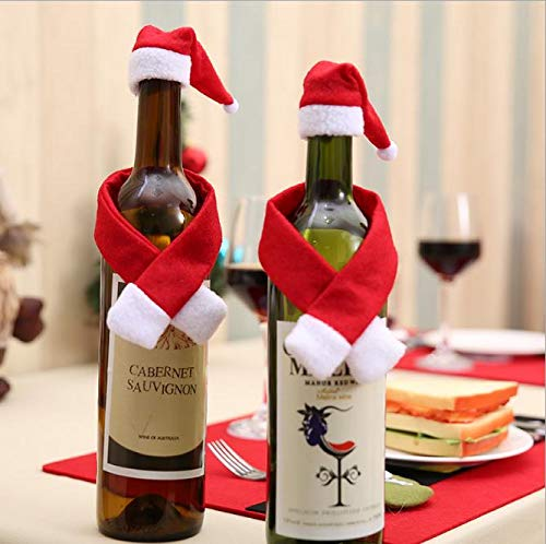Decorative Buckets : WINE BOTTLE COVER : CHRISTMAS DECORATIONS : CHRISTMAS GIFTS...