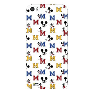 Hamee Official Disney Mickey Mouse & Minnie Mouse Hard Case Back Cover for Oneplus X - M&M Faces