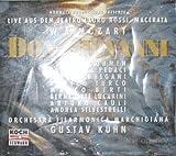 Mozart;Don Giovanni Opera [Import anglais]