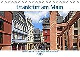 Frankfurt am Main die neue Altstadt vom Taxifahrer Petrus Bodenstaff (Tischkalender 2019 DIN A5 quer): Die Altstadt von Frankfurt wurde neu ins Leben ... (Monatskalender, 14 Seiten ) (CALVENDO Orte)