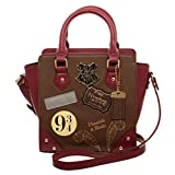 Ladies ufficiali Harry Potter Hogwarts Piattaforma 9 3/4 Mini Borsa breve