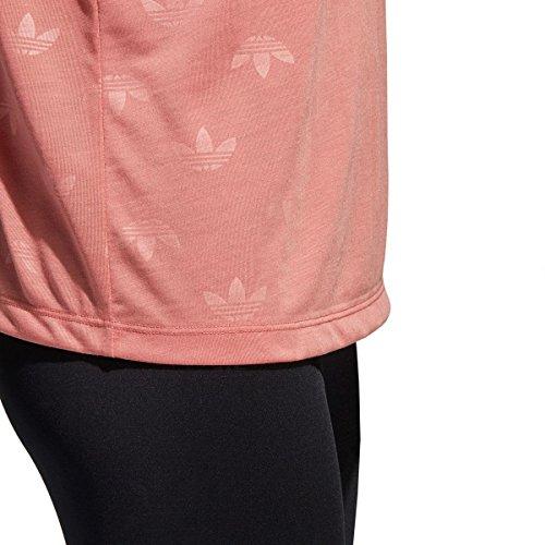 Adidas–Maglietta a maniche corte da donna Ash Pink