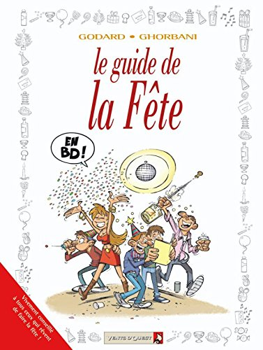 Les Guides en BD - Tome 36: La Fête
