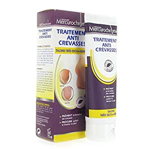 Mercurochrome Traitement Anti Crevasses 75 Ml