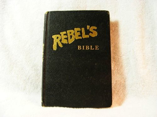 Rebel's Bible by David R Wilkerson (1970-08-02)