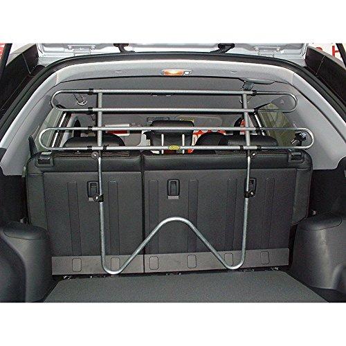 Saunders Hundegitter Gepäckgitter Tube Skoda Fabia II Hatchback 2007-2014