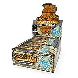 Grenade Carb Killa High Protein e Low Carb Bar, 12 x 60 g - Biscotto al cioccolato bianco