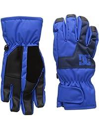 DC Shoes Seger–Guantes de esquí para niño Nautical Blue FR: M (talla fabricante: M)