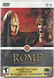 Rome: Total War - Gold Edition inkl. Barbarian Invasion [Software Pyramide]