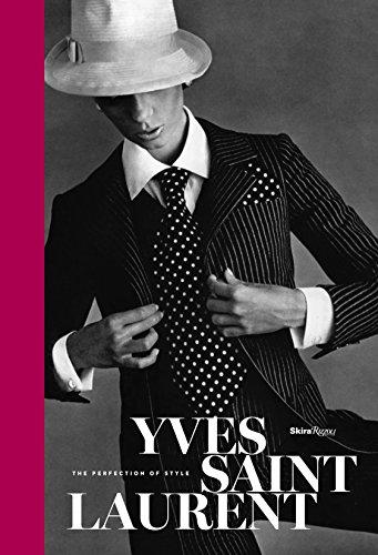 Yves Saint Laurent Cover Image