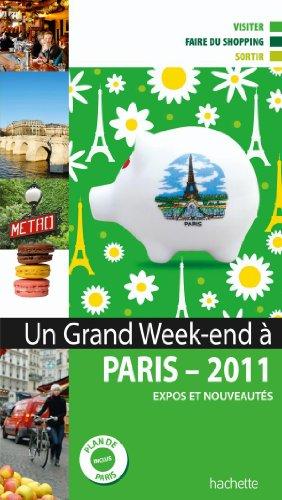 Un grand week-end à Paris 2011