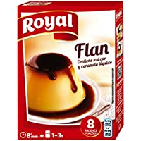 Spanischer Pudding (Zubereitungspulver) / Flan (polvo) - 186 gr