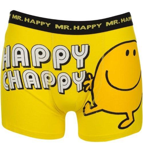 Mr. Happy Men Herren Boxershorts