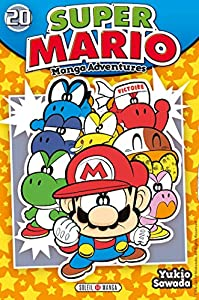 Super Mario - Manga Adventures Edition simple Tome 20