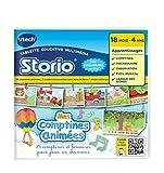 Vtech - 233305 - Storio 2 et générations suivantes - Jeu éducatif - Mes Comptines...